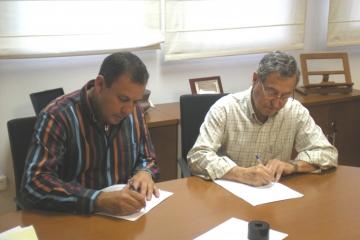 Proseplan trabaja con el Gobierno de Aragón para la obtención de material frutal inicial
